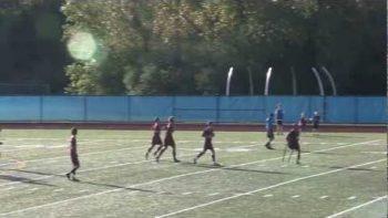 One-Legged Soccer Player Scores Amazing Goal
