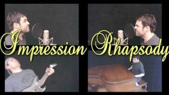Impressionist Bohemian Rhapsody Parody