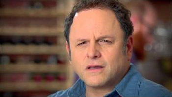 Jason Alexander Stars In Nickelback's Trying Not To Love You Music Video