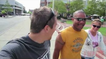 Vlogging With Strangers Prank
