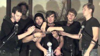 Six Member Band Covers Somebody I Used To Know On Ukulele
