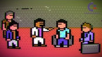 Grand Theft Auto Commodore 64 Parody