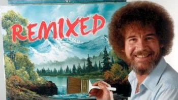 Bob Ross Auto Tune Remix – Happy Little Clouds