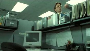 The Matrix Office Space Mash Up