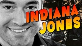 One Man A Cappella Indiana Jones Theme Cover