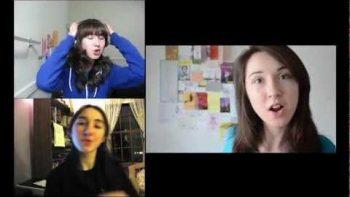 17-20-23: Girl Makes Three Aaron Carter Lip Sync Videos Over Six Years