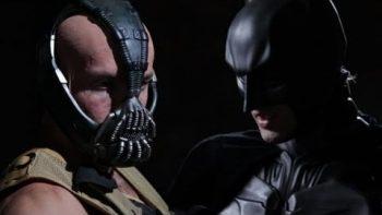 The Dark Knight And 60's Robin
