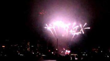 San Diego Bay July 4th Fireworks Malfunction