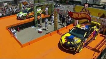 Hot Wheels Double Dare Loop At X Games 2012