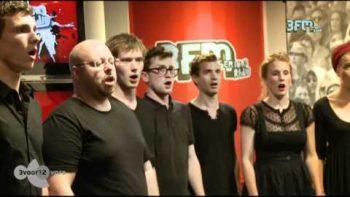Dutch A Cappella Group Covers Bangarang