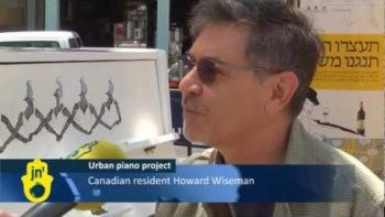 Tel Aviv Scattered 20 Pianos Around City To Make Urban Life More Musical