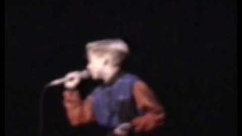 Ryan Gosling Singing And Dancing At 1991 Talent Show
