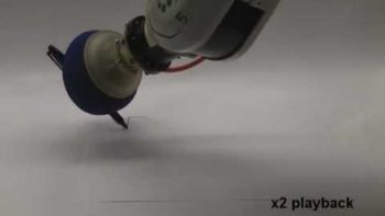 New Vacuum Robot Gripers Replace Robot Hands