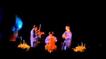 Graduating High School String Band Performs One Pop Song From Each Year In School Medley