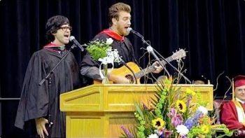 Rhett & Link High School Graduation Speech
