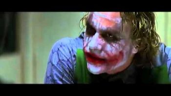 The Dark Knight Just The Joker Super Cut