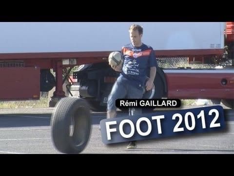 foot 2012 remi gaillard soccer trick shot compilation viral viral videos. Black Bedroom Furniture Sets. Home Design Ideas