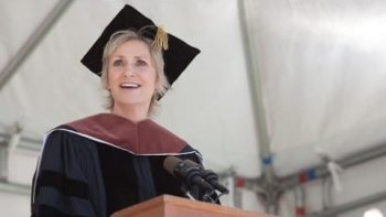 Jane Lynch Commencement Speech At Smith College 2012