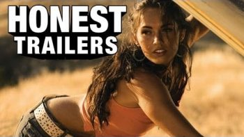 Honest Trailer Of Transformers 2007