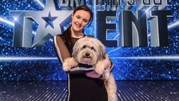 Ashleigh And Her Dog Pudsey Mission: Impossible Act On Britain's Got Talent
