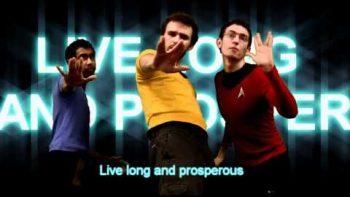 Trekkies And We Know It LMFAO Parody