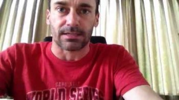 Jon Hamm Answers Questions, Give Relationship Advice
