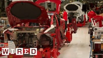 How The Tesla Model S Is Made