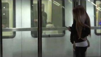 Copenhagen Philharmonic Surprise Flash Performance On Subway Train