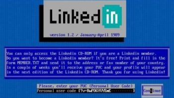 If Linkedin Had Been Invented In The '80s