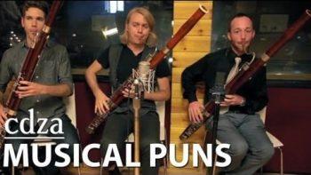 Musical Puns Medley