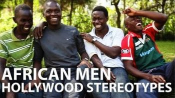 African Men On Hollywood Stereotypes