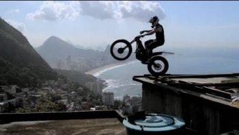 Free Riding In Rio De Janeiro