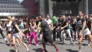 World's Largest Simultaneous Carlton Dance Flashmob