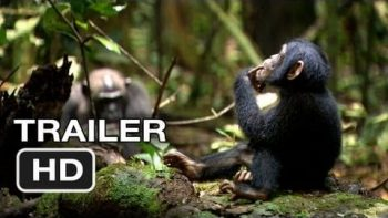 Chimpanzee Trailer – Disney Nature Movie