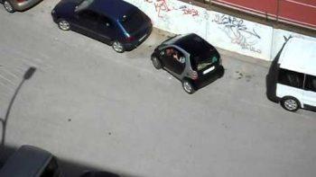 Smart Car Parking Fail