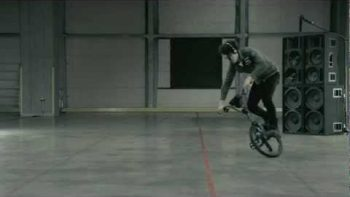Japanese DJ Turntable-BMX Bike Converts Tricks Into Music
