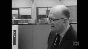 Arthur C. Clarke Predicted The Internet In 1974
