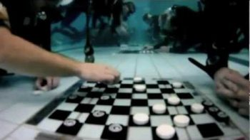 Underwater Checkers
