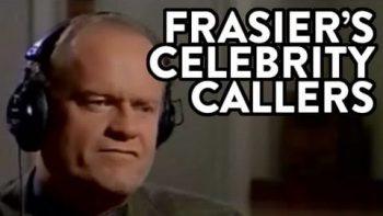 Celebrities Calling Frasier Compilation