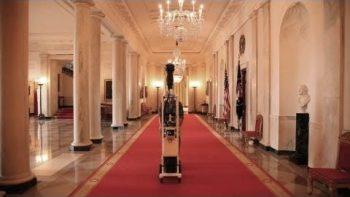 White House Google Virtual Tour