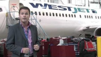 WestJet Introduces Helium To Cabin To Save Fuel