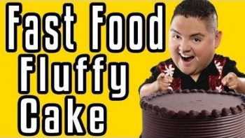 Gabriel Iglesias Stars On Epic Meal Time Fastfood Cake Episode