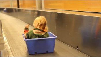 WestJet Airlines Introduces Child-Free Flights April Fools