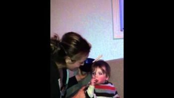 Alicia Silverstone Feeds Her Son Bird Style, Mouth To Mouth