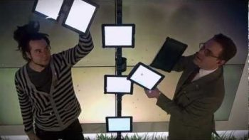 Stockholm Themed iPad Magic Show
