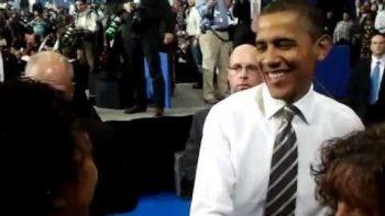 Obama Responds To Deaf Fan In ASL