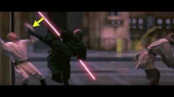 The Totally Phantom Menace – Examining The Lightsaber Scenes