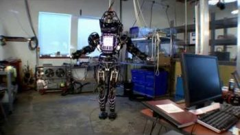 New Atlas Humanoid Robot From DARPA