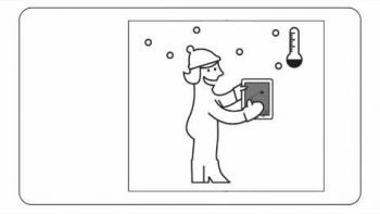 IKEA Mitten Kit Allows People Wearing Mittens To Use Touch Screen Device