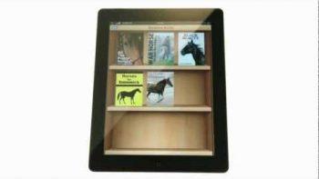 iPad Horse Commercial